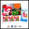 Cheapest 3D PP fruit designs place mats of fruit design as Tourist souvenirs