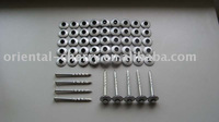 EG roofing screw and washer