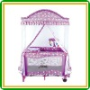 purple dream baby cot bed