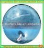 blue color super quality water ball
