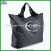 Black Nylon Fashion Shopping Bag Wholesale JL-NYTOTE-018