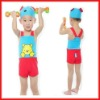 2012 New Popular Winnie The Pooh Children's Swimsuit