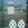 Golf Course PVC Coated Wire Mesh Fence