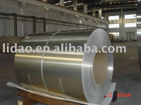 coated aluminium