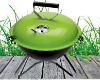 2012 hot sale green bbq charcoal tool 77188