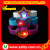 190*12*2mm light up flash bracelet