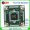 1/4 SONY CCD Camera Board ICX633 + CXD3142 + 420TVL