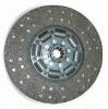 Benz OM352 1217 clutch disc, OEM 001 250 60 03 / 345 250 75 03