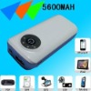 New fashional and high quality movable power for 5600mah