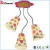 Modern Flower Cup Chandelier Ceiling Light