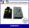 White Russia three 6P2C RJ11 for line phone modem Russia ADSL Splitter filter whole