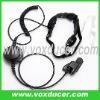 Military throat vibration mic for Motorola wireless radio GP900 GP9000 HT1000 JT1000