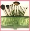 12pcs cosmetic brush set