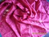 100% silk sangbo satin fabric for costume/dress/garment