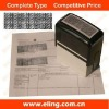 Self Inking Security Stamp (plastic )