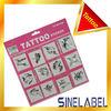 fashion tattoo sticker