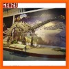 dinosaur skeleton statue model of skeleton replica crafts