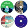 CD DVD disc replication with data of photos, fitness video, product instruction, music, etc