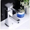 Single Lever Square waterfall faucet QL-0682