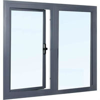 60 series outward open window