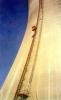 The curve building hoist