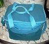 Polyester wine cooler bag,cooler bag for frozen food