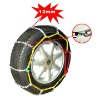 KL series snow chain 12mm snow chains TUV/GS approval
