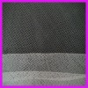 100% polyester hexagonal mesh fabric for saree/wedding dress