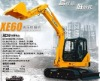 XCMG XE Series Excavator