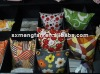 100%cotton printed sofa.bedding.chair.car cushion pillow throw