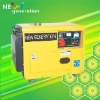 power generator set 5kva silent type