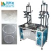 Edge Curling Machine Transparent Cylinder Making Machine ,clear cylindrical box making