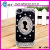 For Iphone 4g crystal bling bling phone case