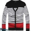 fashion sweater striped christmas sweater patterns knit sweater thick cardigan sweaters for men sweater design T201386