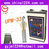 Color changing new advertising product DIY led menu light box for Customer from France