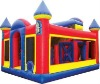 funhouse obstacle,inflatable bounce house B3045