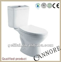 SIPHONIC TWO PIECE TOILET