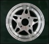 ATV Wheel rims 12inch ZW-A202/201