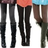 2012 women's new high-stretch Cotton Leggings / Tights /Ladies Thick 100 cotton leggings