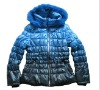Fashion designer winter jacket for womens 2012