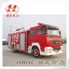 10T Fire Fighting Truck SINOTRUCK