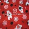 polyster polar fleece knitted fabric