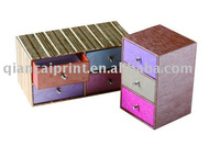 Jewellery paper cabinet