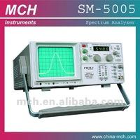 MCH Spectrum Analyzer Product,SM-5005 spectrum analyzer, 0.15~500MHz frequency spectrum analyzer