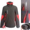 winter jacket fleece jacket winter soft shell jacket