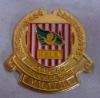badges/metal emblem/military badge