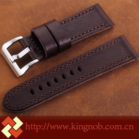 genuine leather watch strap for panerai