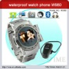 waterproof watch phone W980