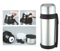 stainless steel travel bottle/wide mouth bottle