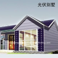 500W home solar generator